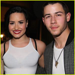 Nick Jonas Set to Join Demi Lovato's Tour Instead of Adam Lambert