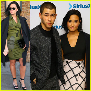 Demi Lovato & Nick Jonas Talk About Going on Tour Together! (Video)