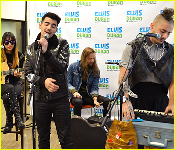 DNCE Announce New November Tour Dates Ahead of 'Sway' Album Debut