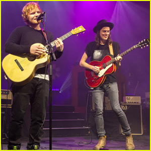 James Bay Brings Out Ed Sheeran for 'Let It Go' Duet - Watch Now!