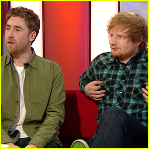 Ed Sheeran & Jamie Lawson 'Might' Collaborate, But Ed Doesn't Think Jamie Needs It