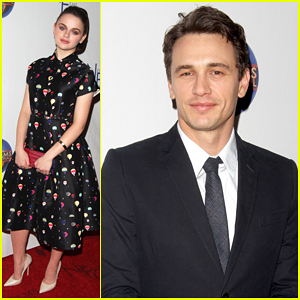 Joey King Teams Up with James Franco At 'The Sound & The Fury' Premiere!