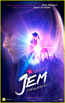 'Jem & The Holograms' - Watch 6 New Clips From The Movie Now!