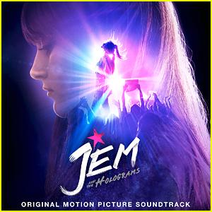 Stream 'Jem & The Holograms' Movie Soundtrack Now!