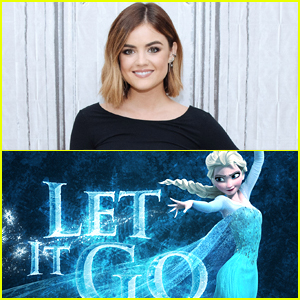 Lucy Hale & Rascal Flatts Turn 'Let It Go' Into A Country Song & We Love It!