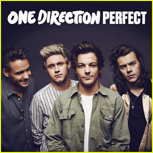 One Direction Drop New Single 'Perfect' - Full Song & Lyrics!