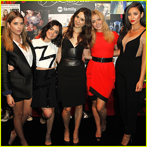 Watch The First Four Minutes Of the 'Pretty Little Liars'