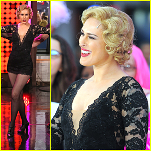 Rumer Willis Performs 'Me & My Baby' On 'GMA' & 'Live! With Kelly & Michael'