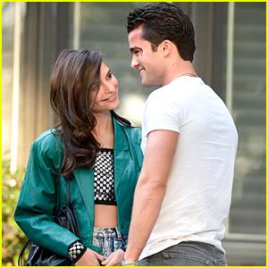 Spencer Boldman Sports Gash On Head During 'Cruise' Filming With Emily Ratajkowski