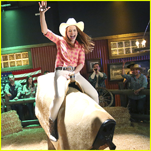 Daphne Tries Out The Wild, Wild West For A Fundraiser On Tonight's 'Switched At Birth'