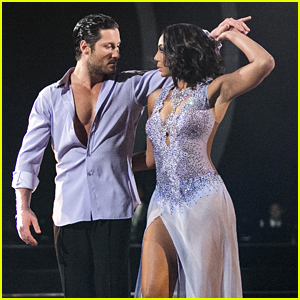 Val Chmerkovskiy & Tamar Braxton's DWTS Rumba Looks Even More Amazing In Pictures - See Them Here!