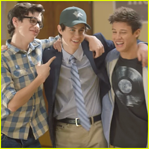 Watch Nash Grier, Cameron Dallas & Joey Bragg In Official 'Outfield' Trailer!