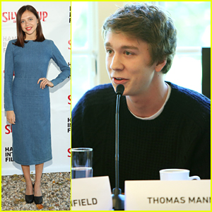 Thomas Mann Premieres 'The Preppie Connection' At Hamptons Film Festival