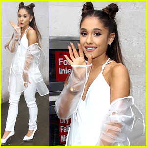 Ariana Grande Calls Out Two Deejays On Air - Watch Here!