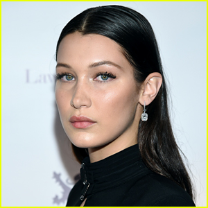 Bella Hadid Gives Back to Her Community After Thanksgiving