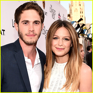 Melissa Benoist's Husband Blake Jenner Cast as Her 'Supergirl' Love Interest!