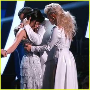 Carlos PenaVega Comforts Wife Alexa After 'DWTS' Elimination - Watch Here!