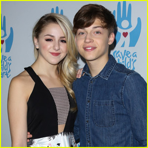 Chloe Lukasiak & Ricky Garcia Couple Up for Save A Child's Heart Gala 2015
