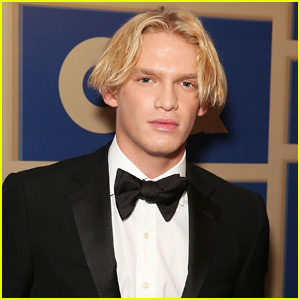 Cody Simpson Cleans Up Nicely for GQ Men of the Year Awards 2015 in Sydney