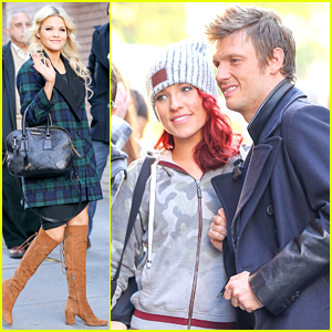 'DWTS' Finalists Nick Carter &