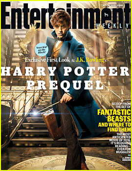 Plot & Character Descriptions Revealed For 'Fantastic Beasts and Where to Find Them'