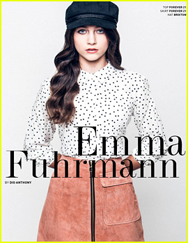 Emma Fuhrmann Shows Off Her Career & Humanitarianism In Bello Magazine
