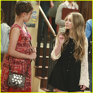 Maya Wants A Break From Riley On Tonight's 'Girl Meets World' & Breaks Our Hearts