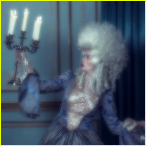 Holland Roden Is 18th Century Chic for Tyler Shields' 'Decadence' Photo Shoot!