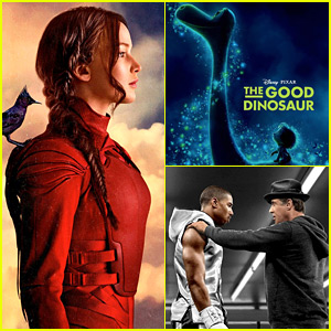 'Mockingjay - Part 2' Tops 'Good Dinosaur' at Thanksgiving Box Office
