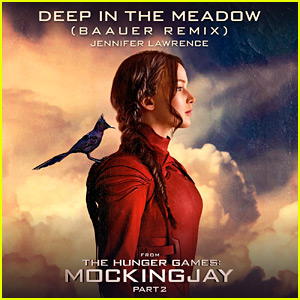 Jennifer Lawrence's 'Deep in the Meadow' Song Gets a Baauer Remix - Listen Now!