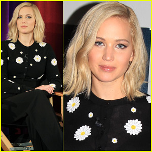 Jennifer Lawrence Brings Some 'Joy' To NYC