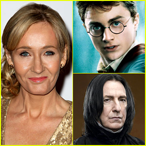Here's Why Harry Potter Named His Son 'Albus Severu
