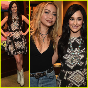 Kacey Musgraves Gives Hints Ahead of CMAs 2015 Performance!
