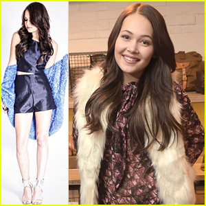 Kelli Berglund Shares 'Muse' Fashion Line Sneak Peek