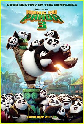 Po Turns The Panda Village Into Kung Fu Warriors In New 'Kung Fu Panda 3' Trailer - Watch Here!
