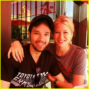 London Elise Kress Sends Birthday Love to New Husband Nathan Kress