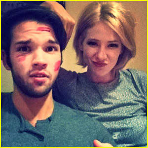 Nathan Kress Marries London Elise Moore In Los Angeles