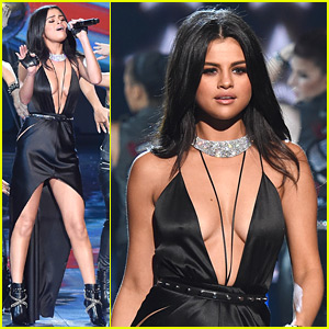 Selena Gomez Makes Her Mark at Victoria's Secret Fashion Show 2015!