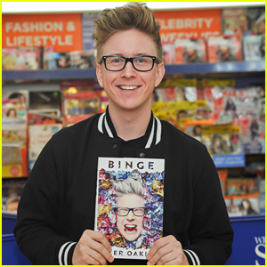 Tyler Oakley Thinks Fans Will Be Surprised With Every Chapter In 'Binge'