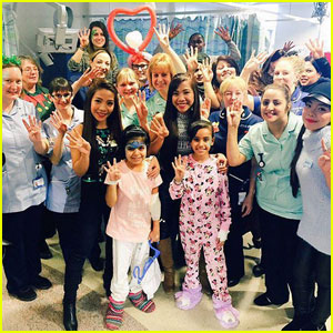4th Impact Sing for Sick Children Before Christmas (Video)