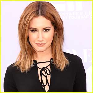Ashley Tisdale Teases Her Upcoming Makeup Line - 'Illuminate by Ashley'