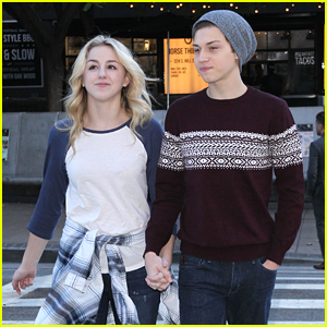 Chloe Lukasiak Hangs With Boyfriend Ricky Garcia After Announcing Meet & Greet