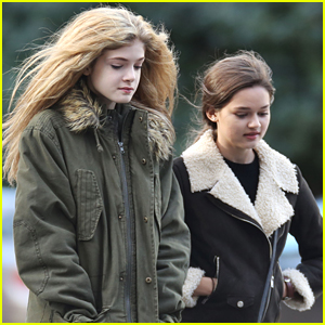 Ciara Bravo Has 'Jinxed' Reunion with Elena Kampouris