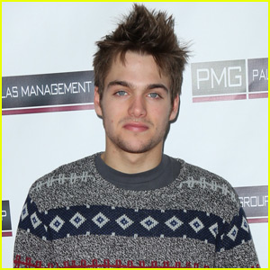 Dylan Sprayberry Dressed in a Sweater is Everything You Ever Needed