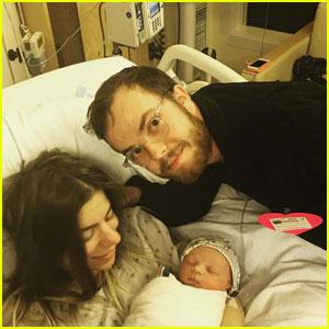 Echosmith's Jamie Sierota Welcomes Baby Boy