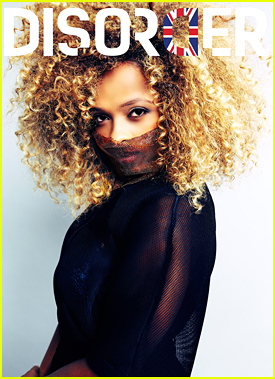 Fleur East Covers 'Disorder' Magazine, Admits She 'Still Feels The Same'