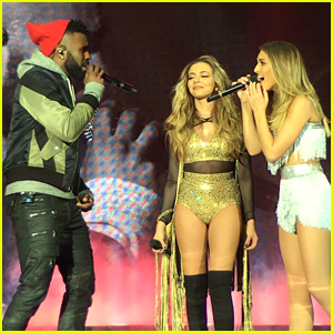 Little Mix Announce New Single 'Secret Love Song' With Performance With Jason Derulo!