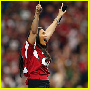 Jordin Sparks Proves She's The Arizona Cardinals #1 Fan With Sweet Instagram Message
