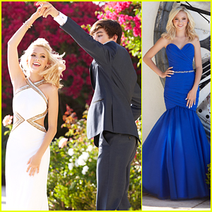 Hayes Grier & Jordyn Jones Become The Cutest Couple For Madison James Spring Campaign