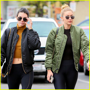 Kendall Jenner & Gigi Hadid Go Toy Shopping Before Christmas!